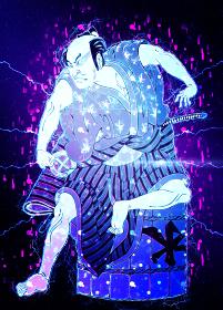 浮世絵 歌舞伎役者 その18 サイバーバージョン