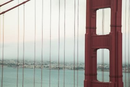 ゴールデンゲートブリッジ アップ サンフランシスコ