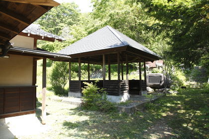 春日温泉源泉公園