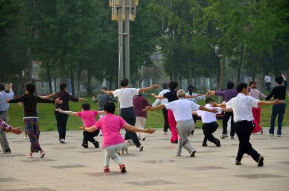 中国の公園
