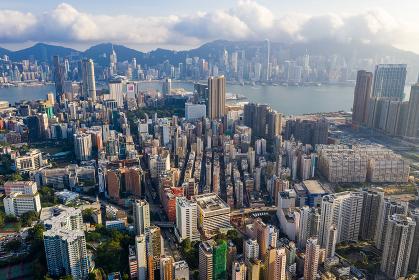 Mong Kok, Hong Kong, 04 September 2018:- Hong Kong city