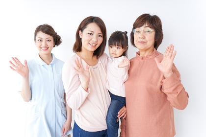 家族・医療イメージ