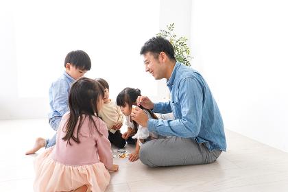 パパと子どもたち