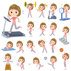 woman Sports & exercise