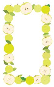 梨のフレーム