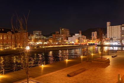 関門海峡キャンドルナイト2019(門司港レトロ)