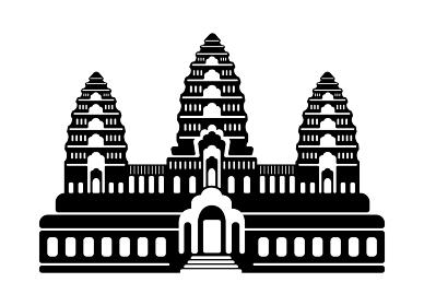 カンボジア / アンコールワット | 世界の有名な建築物(遺跡・建物・世界遺産・ランドマーク)