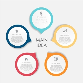 Infographic Design Elements for Your Business Vector Illustration.. Infographic Design Elements for Your Business Vector Illustratio
