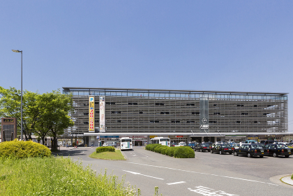 JR八幡駅 福岡県北九州市
