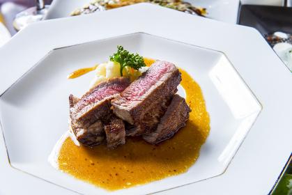 高級和牛のランプ肉
