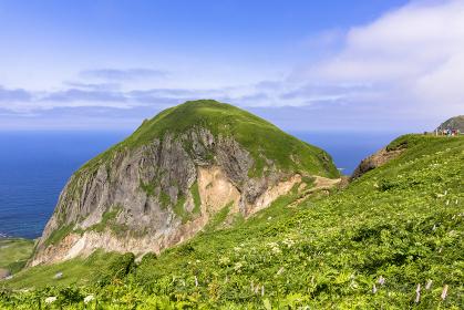 北海道 礼文島 桃岩周辺