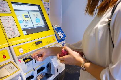 乗り越し 精算 チャージ 電子マネー 改札 電車 鉄道
