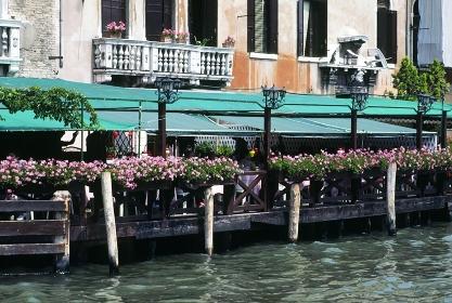 ベネチアのレストラン