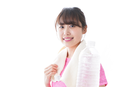 水分補給と熱中症