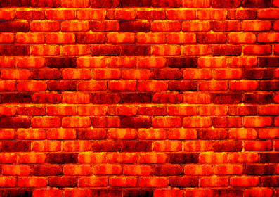 レンガの壁 レッド 3004R