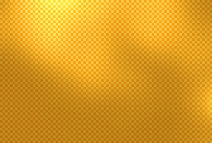 背景素材 金色市松模様 高密度 JHG