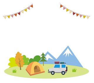 キャンプ アウトドア レジャー