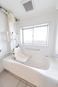 介護施設の入浴設備