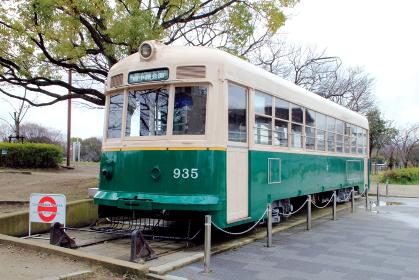 電車 交通 チンチン電車 京都市交通局900系車両