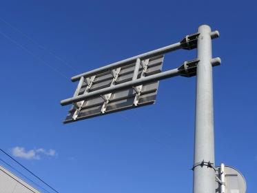 道路案内標識(青看板)のイメージ