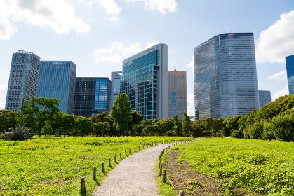 浜離宮恩賜庭園 2012年撮影
