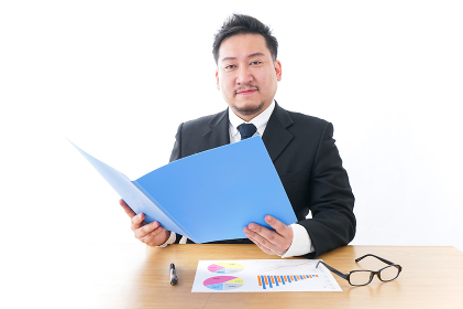 サラリーマン・会社員・社長・オフィス