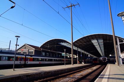 スイス・オルテン駅