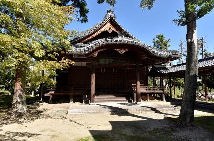 神光院 中興堂 京都市