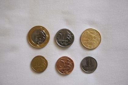 ブラジル通貨
