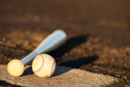 野球の道具