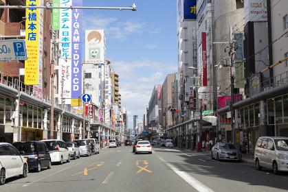日本橋の電器街