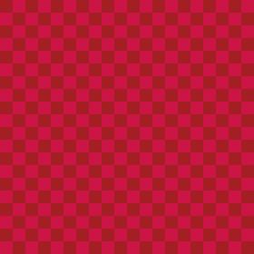 市松模様 赤×ピンク S