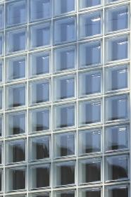建物の採光用の硝子ブロック