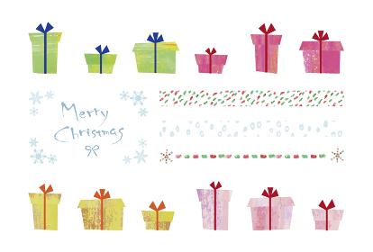 クリスマス プレゼントセット