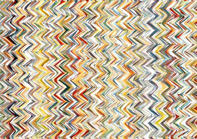 粗く編んだニットのようなナチュラルなパターン