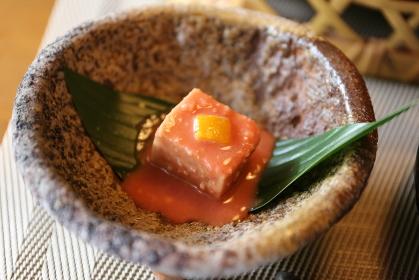 沖縄独自の発酵食品、豆腐よう
