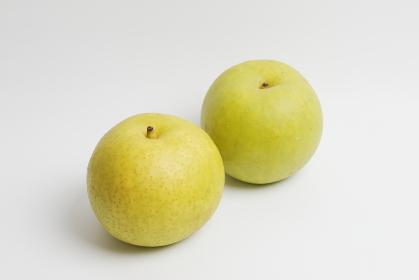 2個の二十世紀梨