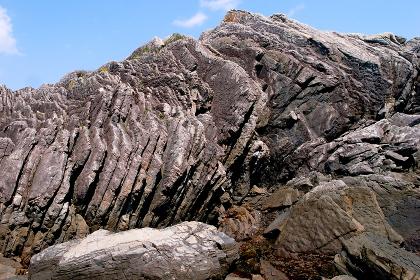 岩のテクスチャ(岩の素材・表面)