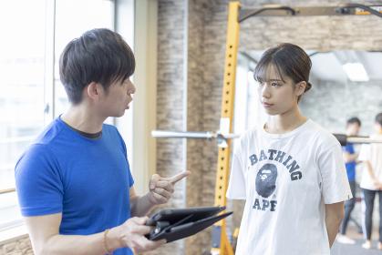ジム ダイエット トレーニング イメージ