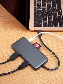 PCイメージ USBハブ