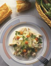 魚とセロリの炒め物