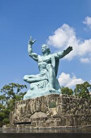 平和祈念像(長崎)