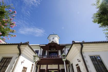 近江八幡にある明治時代の校舎