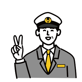 男性 若い バス タクシー 運転手 ベクター ポップ いいね ピース