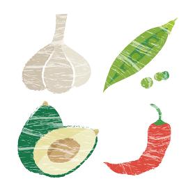 野菜イラストセット