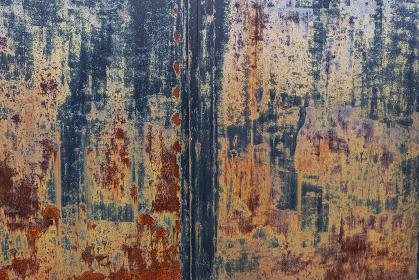 錆びた鉄板のテクスチャ 3285