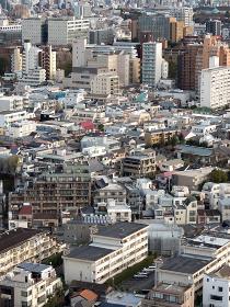 都心の住宅街