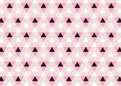 【パターン背景素材】ジオメトリックな三角形の背景 シックC【パターンスウォッチあり】