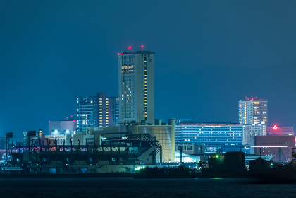 北九州市の都市夜景