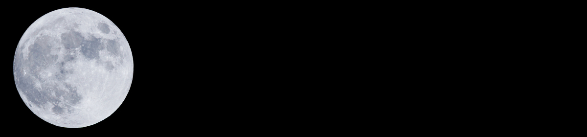 満月 7月 バックムーン